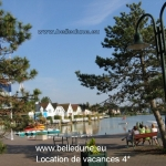 Belle Dune - Vue de la place